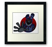 Bonnie the Bunny Framed Print