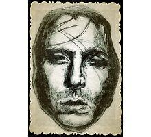 Evan Dando, Lemonheads drawing Photographic Print