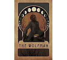Wolfman Nouveau Photographic Print