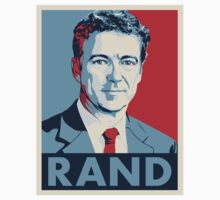 Rand Paul by rightposters