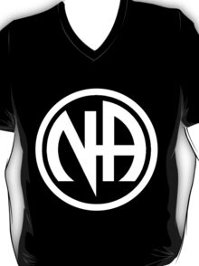 Narcotics Anonymous White T-Shirt