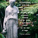 Gethsemane by LeftHandPrints
