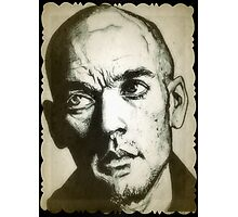 Michael Stipe REM drawing Photographic Print