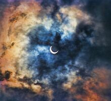 Solar Eclipse by Bruiserstang