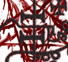 Melodramatic Sticker