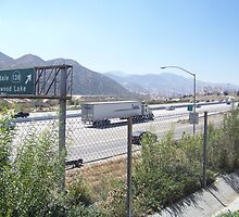 The I-15 Palmdale Sign by Snoboardnlife