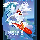 Eggstreme Adventure by seedmother