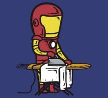 Iron Man by fergenstein