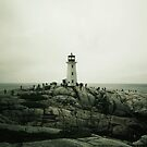 Peggy's Cove by ekcherry