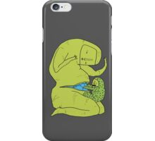 Modern myths and their implications iPhone Case/Skin