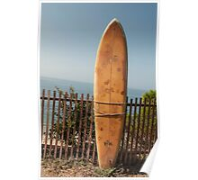 Surfboard Poster
