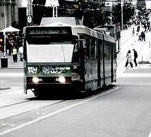 Melbourne GPO III by sebastian