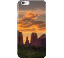 Sunset Sihlouette iPhone Case/Skin