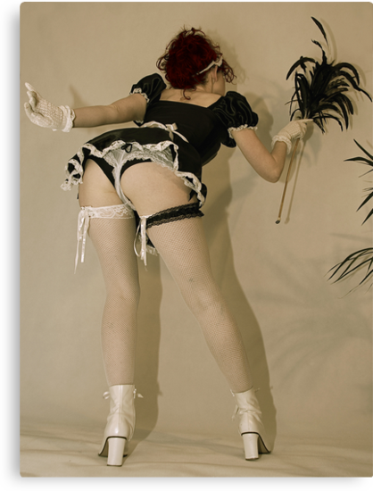 French maid by Maree Toogood