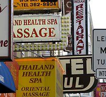 signage by vajasquared