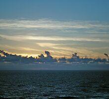 Sunset by stevebannatyne