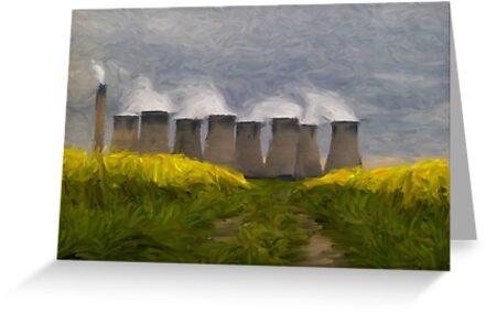 Power Station by Glen Allen