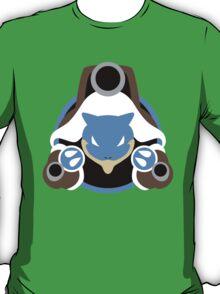 Mega Blastoise Icon T-Shirt