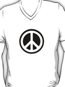 Peace,Love,Music  T-Shirt