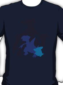 Gible Gabite Garchomp T-Shirt