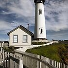 Pigeon Point Lighthouse II by Jenn Ramirez