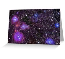 """Exclusive """" The painting Space """"  02 (c)(t)   olao-olavia  by okaio creations Greeting Card"""