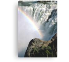 Shoshone Falls, Idaho (2) Canvas Print
