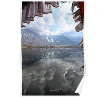 Serenity in Kashmir Poster