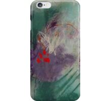 soñando con verde iPhone Case/Skin
