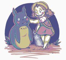 Totoro days Kids Clothes