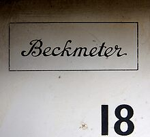 Beckmeter by richbos