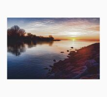 Purple Rocks Sunrise – Lake Ontario Impressions Kids Clothes