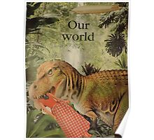 Our World Poster