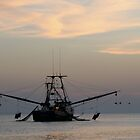 SHRIMPING SHIP by soulphoto