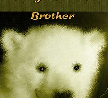 MERRY CHRISTMAS ~ BROTHER by Madeline M  Allen