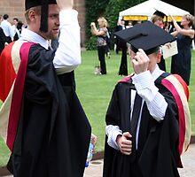 University Graduation by Afterlife