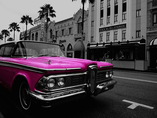 Hollywoodland by Mark Wilson