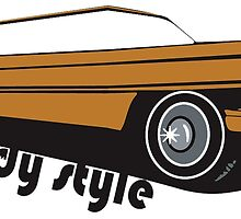 Caddy Style by Prussia