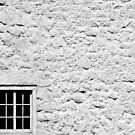 Window on White Wall by cclaude