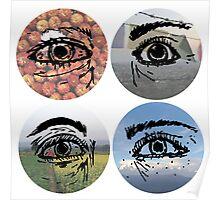 Nepal - Eyes Poster