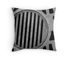 Another Grate Work Throw Pillow