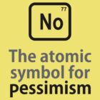 Atomic Symbol for Pessimism by rudeboyskunk