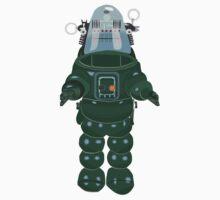 Big Bot  by Carolynne