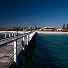 Henley Beach Jetty & Square by Scott Harding