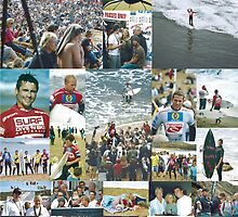 I remember when... Rip Curl Pro, Bells Beach 2004, Australia by Andy Berry