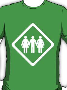 Threesome T-Shirt