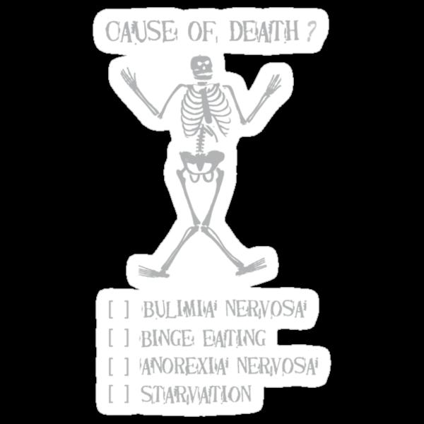Cause of death? by Peter Visser