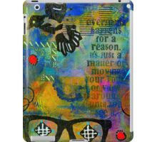 The View From Here iPad Case/Skin