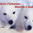 MERRY CHRISTMAS ~ MOMMY & DADDY by Madeline M  Allen