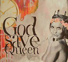 God Save the Queen by Britt B